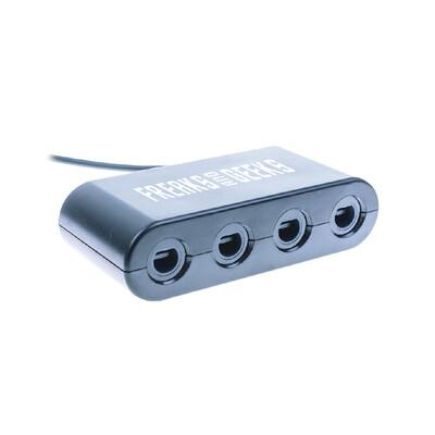 Adaptateur manette Gamecube pour Switch