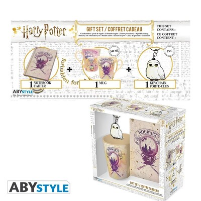Coffret Harry Potter