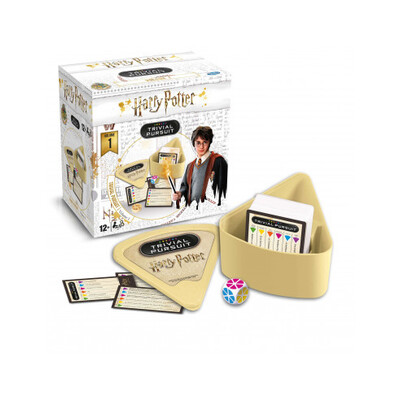 Trivial Pursuit Voyage - Harry Potter - Volume 1
