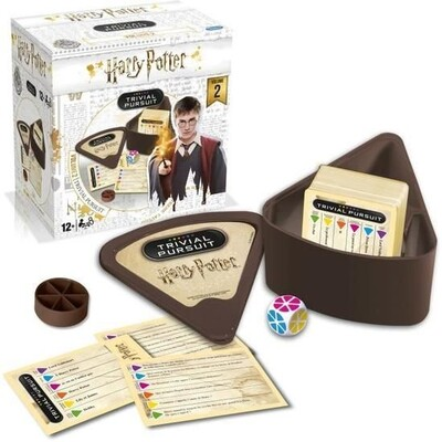 Trivial Pursuit Voyage - Harry Potter - Volume 2